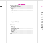 cahier des charges chatbot