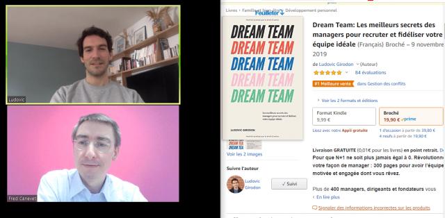 Comment être un bon manager ? Les 10 conseils tirés du livre la Dream Team de Ludovic Girodon 5