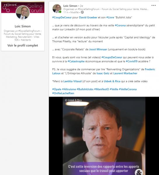 Comment obtenir de l'engagement sur LinkedIn ? 9 types d'articles pour booster votre visibilité ! 20
