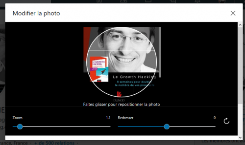 11 conseils pour réussir votre photo de profil LinkedIn 8