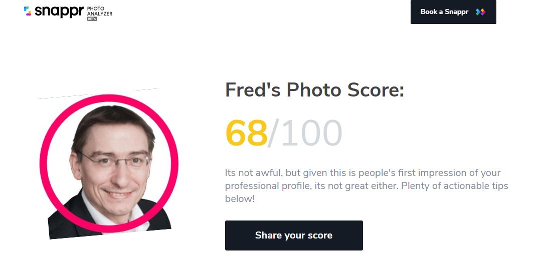 11 conseils pour réussir votre photo de profil LinkedIn 45