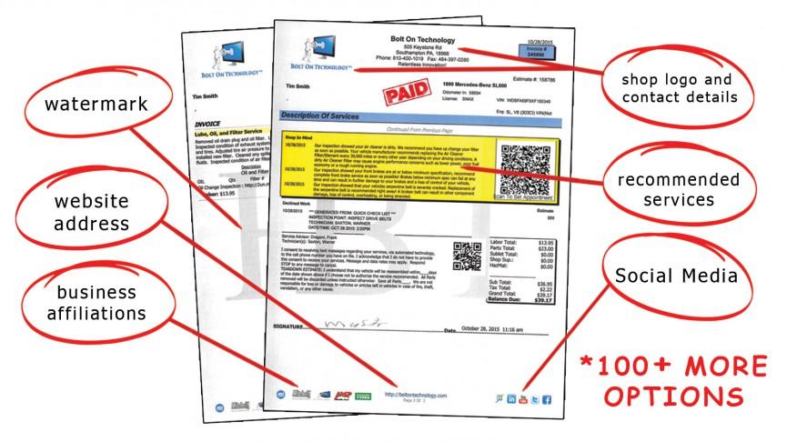 Saviez-vous que vos factures pouvaient devenir de vrais outils marketing ? 1