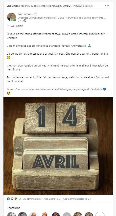 Comment obtenir de l'engagement sur LinkedIn ? 9 types d'articles pour booster votre visibilité ! 28