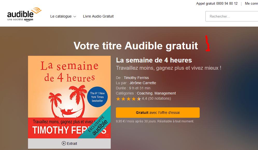Lire gratuitement le livre LA SEMAINE DE 4 HEURES ! 4