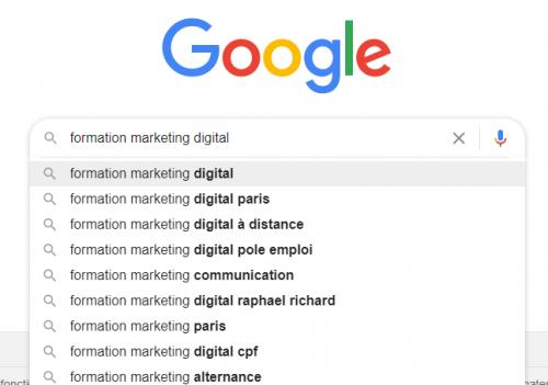 Référencement sur Google : 6 astuces pour bien référencer son site sur Google et choisir les bons mots clés ! 28