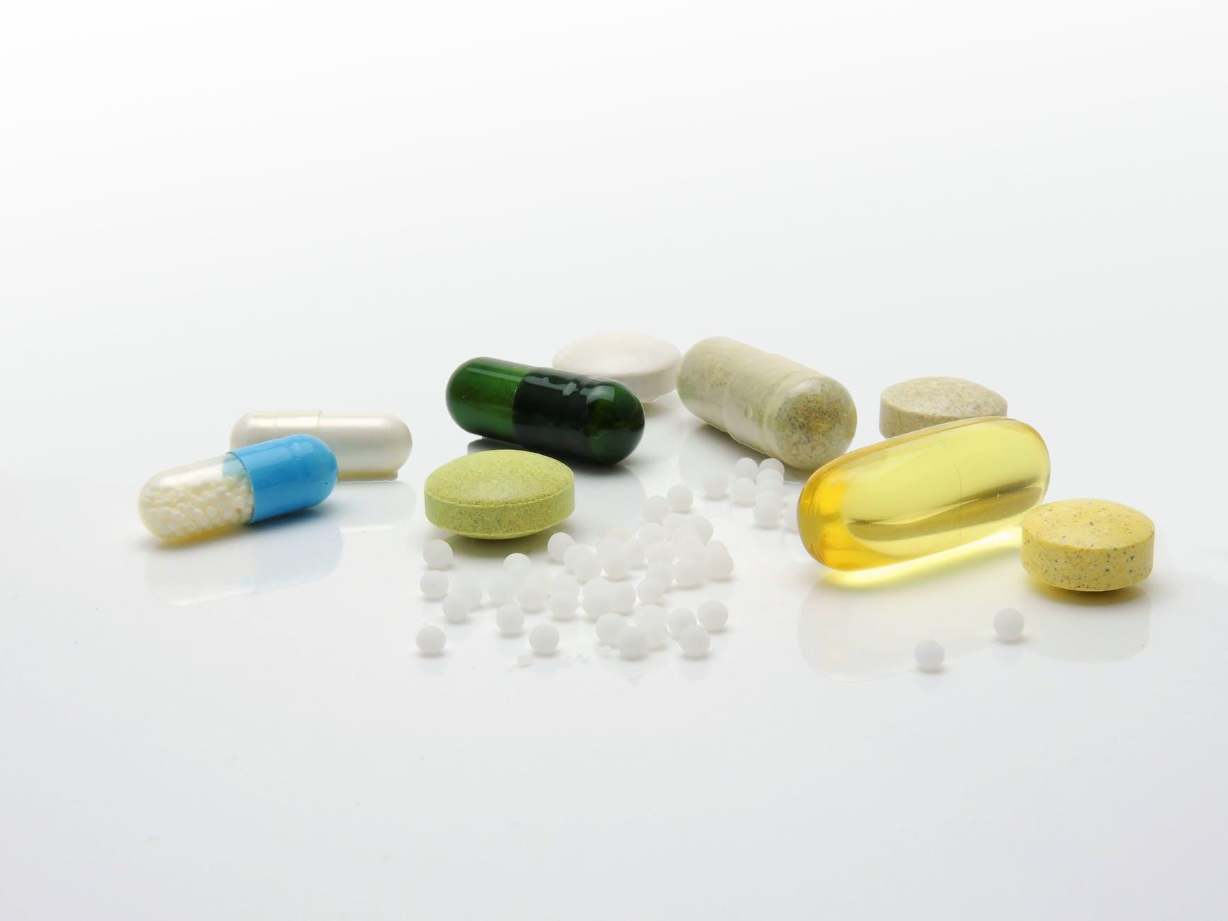 Est-ce que vous avez un produit vitamine, anti-douleur ou un traitement ? 3