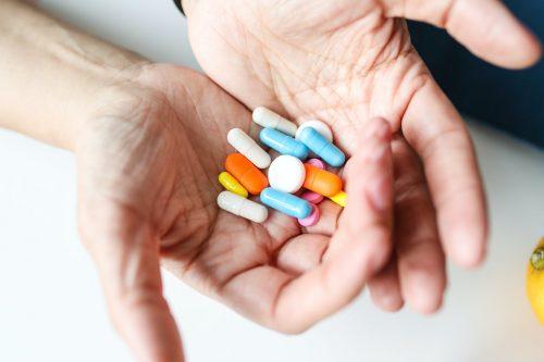 Est-ce que vous avez un produit vitamine, anti-douleur ou un traitement ? 5