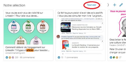 Les 4 étapes pour créer un profil Linkedin en anglais ou dans une autre langue ! 13