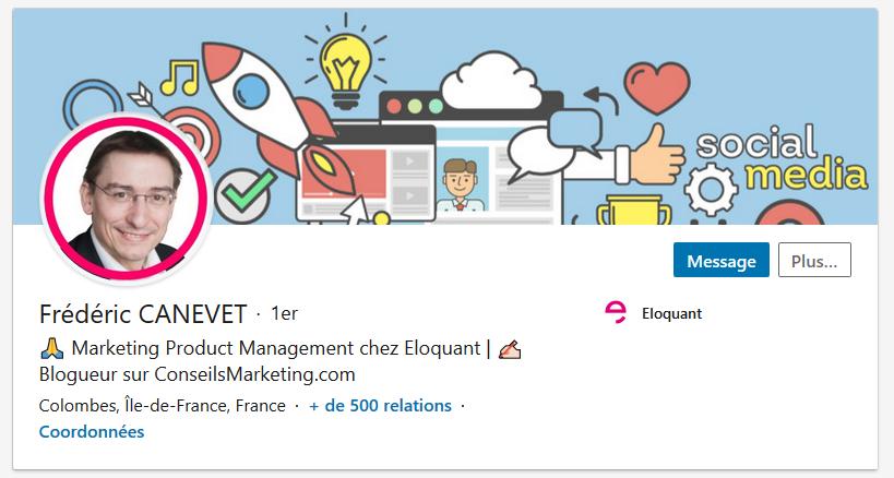 Les 4 étapes pour créer un profil Linkedin en anglais ou dans une autre langue ! 3