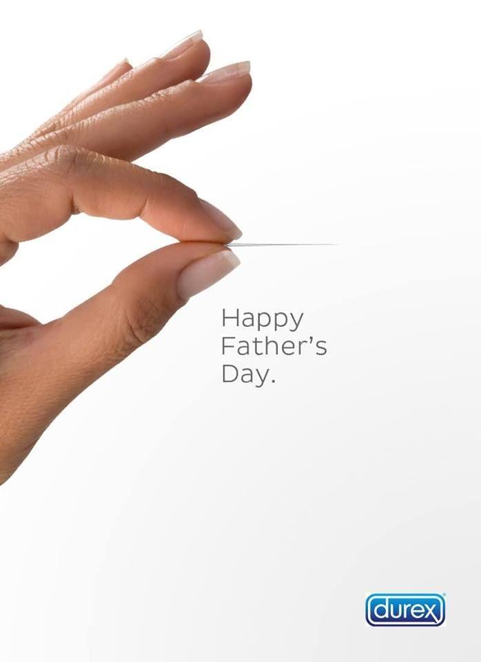Les 25 publicités les plus créatives sur la Fête des Pères - Father's Day creative ads 5