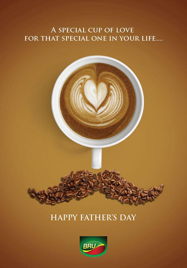 Les 25 publicités les plus créatives sur la Fête des Pères - Father's Day creative ads 30