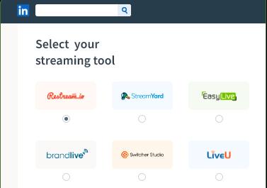 Comment faire un Facebook Live, Youtube Live ou Linkedin Live? La méthode pas à pas avec Be.live ! 38