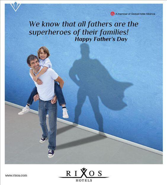 Les 25 publicités les plus créatives sur la Fête des Pères - Father's Day creative ads 7