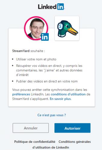 Comment faire un Facebook Live, Youtube Live ou Linkedin Live? La méthode pas à pas avec Be.live ! 45