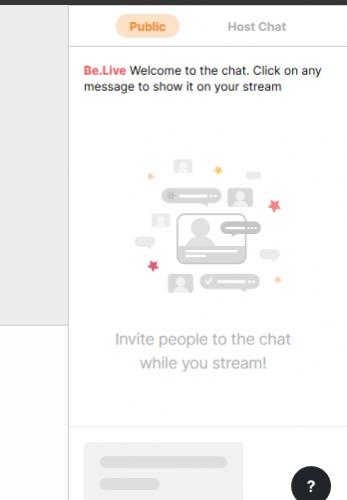 Comment faire un Facebook Live, Youtube Live ou Linkedin Live? La méthode pas à pas avec Be.live ! 26
