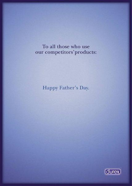 Les 25 publicités les plus créatives sur la Fête des Pères - Father's Day creative ads 28