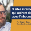 Trois exemples de site internet SaaS qui utilisent l'inbound marketing B2B