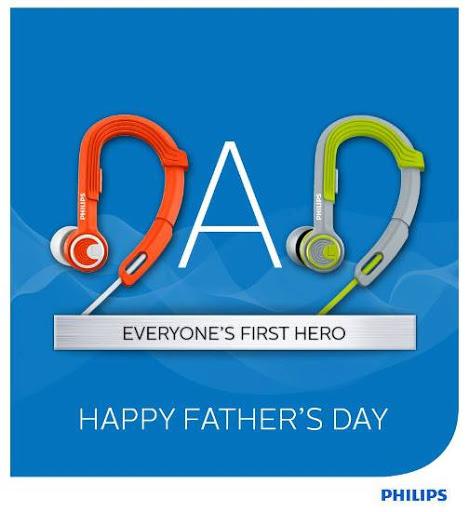 Les 25 publicités les plus créatives sur la Fête des Pères - Father's Day creative ads 15