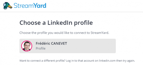 Comment faire un Facebook Live, Youtube Live ou Linkedin Live? La méthode pas à pas avec Be.live ! 46