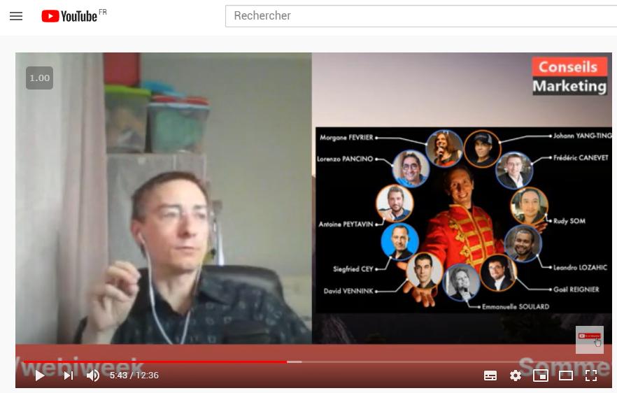 Comment faire un Facebook Live, Youtube Live ou Linkedin Live? La méthode pas à pas avec Be.live ! 4