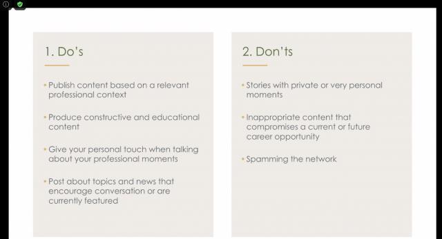 Comment faire une Story Linkedin ? 11