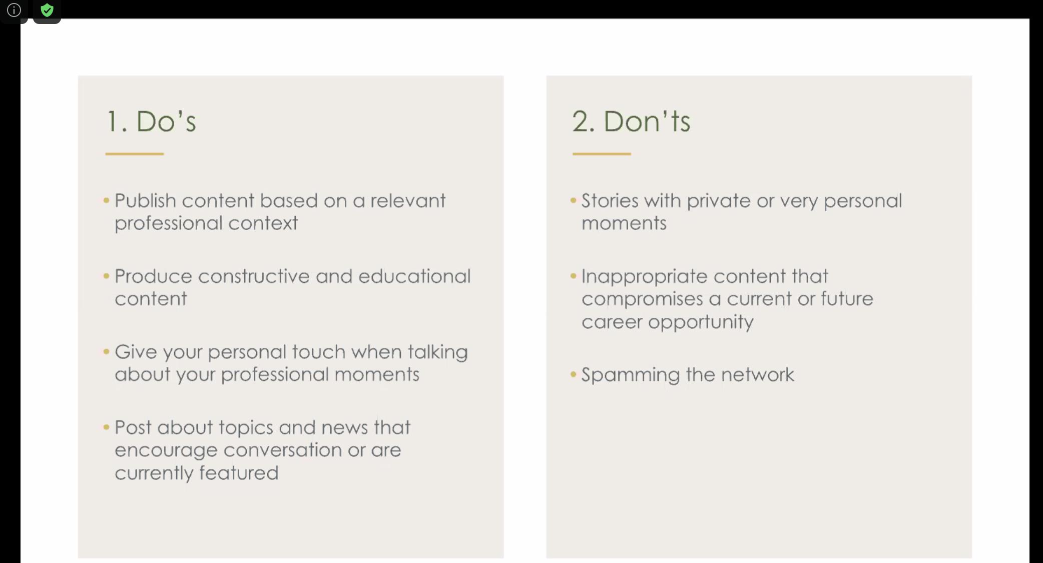 Comment faire une Story Linkedin ? 8