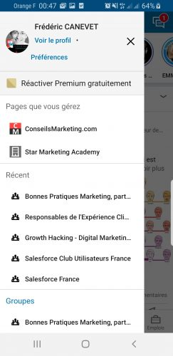 Comment faire une Story Linkedin ? 8