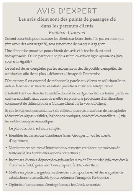 eRéputation en entreprise : l'état des lieux dans les entreprises Françaises ! 13