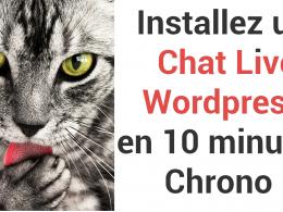 chat live wordpress