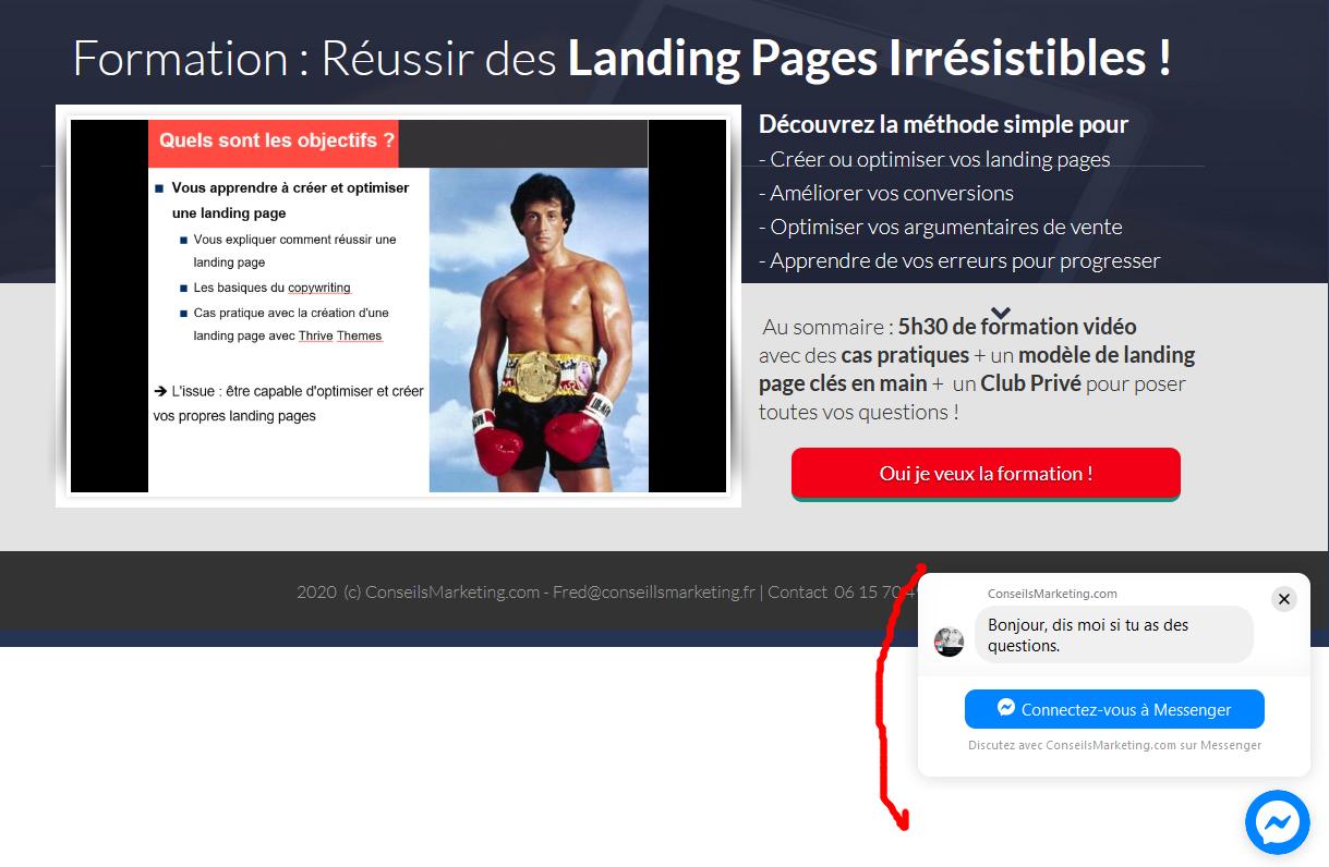 3 actions simples pour améliorer la conversion de votre site internet ! 17