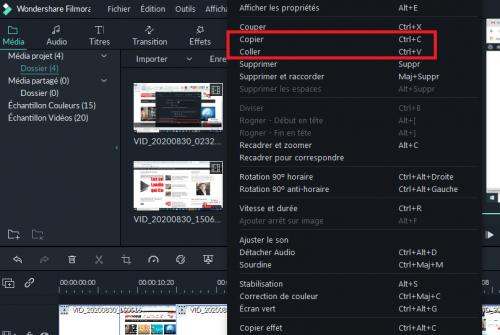 Tuto Filmora : un logiciel de montage vidéo simple et puissant ! 29