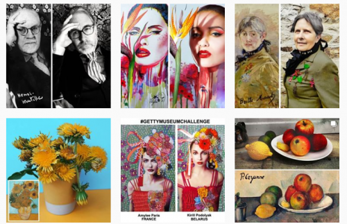 11 conseils pour se faire connaître en tant qu'artiste peintre via Instagram - Instagram artiste peintre! 16