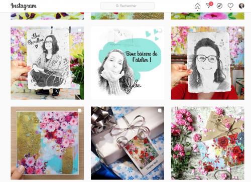 11 conseils pour se faire connaître en tant qu'artiste peintre via Instagram - Instagram artiste peintre! 15