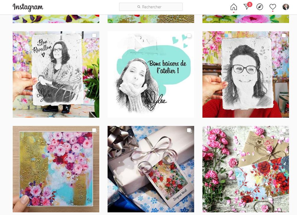 11 conseils pour se faire connaître en tant qu'artiste peintre via Instagram - Instagram artiste peintre! 12
