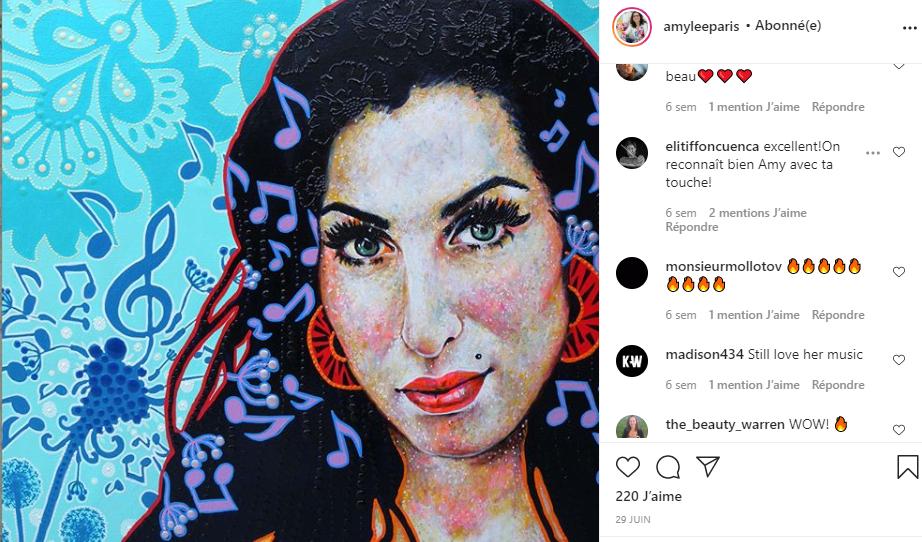 11 conseils pour se faire connaître en tant qu'artiste peintre via Instagram - Instagram artiste peintre! 6