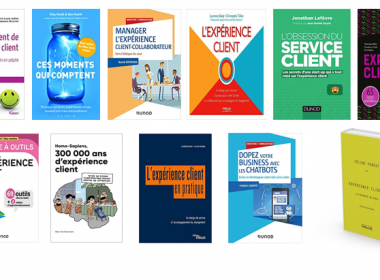 La bibliothèque de l'Expérience Client : ma sélection des 10 meilleurs livres sur la Relation Client 95