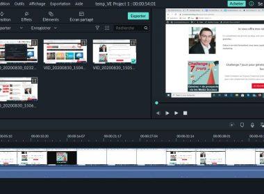 Tuto Filmora : un logiciel de montage vidéo simple et puissant ! 17