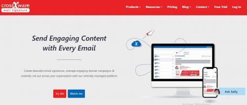 Les 22 meilleurs logiciels pour créer une signature d'email + Modèle signature mail 43