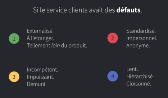 L'obsession du service client : transformez votre service client en avantage concurrentiel - Jonathan Lefèvre 5