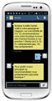 Comment mettre en place une enquête de satisfaction par SMS ? 10
