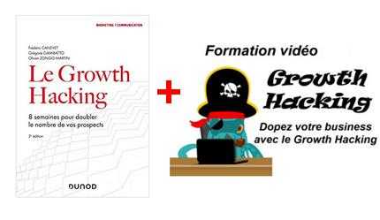 """La Seconde Edition de mon Livre """"Le Growth Hacking"""" vient de sortir... plus de 30% du livre a été totalement ré-écrit ! 5"""
