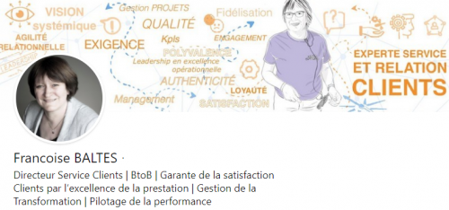 Comment obtenir l'implication de tous les services pour garantir la satisfaction des clients ? Interview de Françoise Baltès - Directrice Service Clients 9