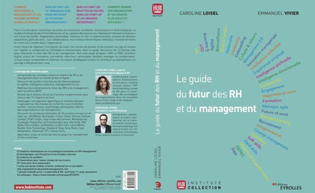 Comment faire évoluer la culture d'entreprise et l'engagement des collaborateurs ? Interview Emmanuel Vivier & Caroline Loisel auteurs du Guide du futur RH et du Management 5