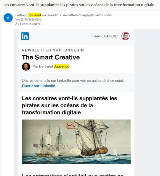 Les fonctions cachées de Linkedin... vous allez être étonné par ces 27 astuces Linkedin ! 54