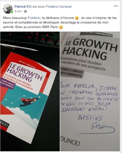 """La Seconde Edition de mon Livre """"Le Growth Hacking"""" vient de sortir... plus de 30% du livre a été totalement ré-écrit ! 33"""