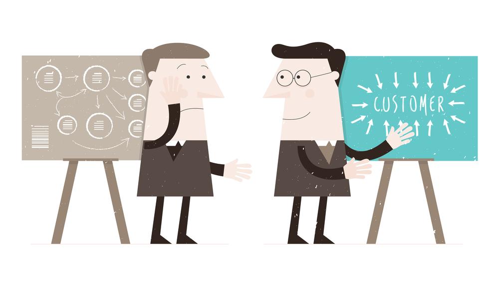 L'Expérience Client est l'affaire de tous... mais comment faire pour qu'elle soit vraiment au coeur des préoccupations ? 3