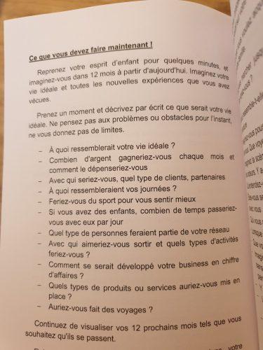 MDR, la formule Gagnante pour réussir sa vie - Le Livre de Biba Pedron 10