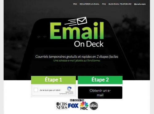 Les 14 meilleurs outils d'email jetable - Email temporaire 20