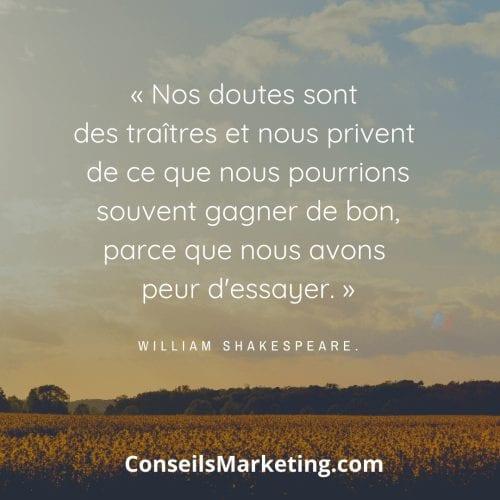 Les 300 Citations Marketing, et sur le développement personnel, parmi les plus inspirantes ! 24