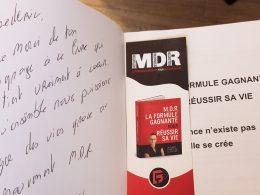 MDR, la formule Gagnante pour réussir sa vie - Le Livre de Biba Pedron 11
